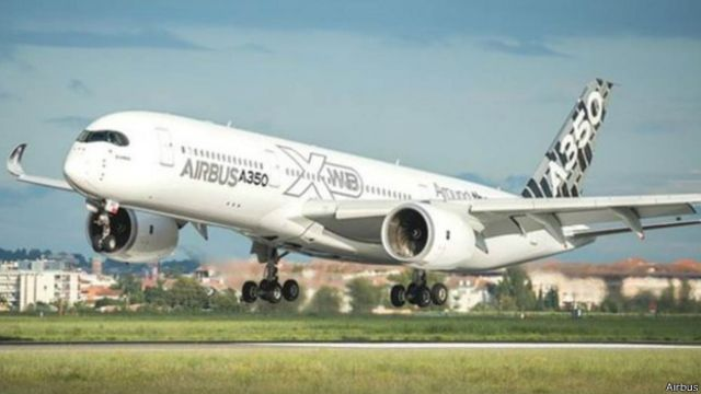 Novo Airbus é montado com mais de mil peças impressas em 3D