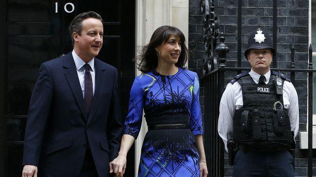 انتخابات بریتانیا: پیروزی محافظهکاران، استعفای رهبران بازنده
