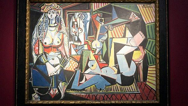 Mchoro wa wanawake wa Algiers wa Picasso waweka rekodi mnadani