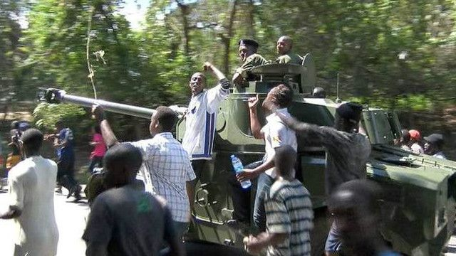 Vita vilivyokuwa nchini Burundi
