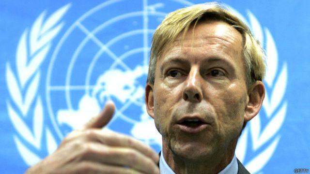 Por qué le quieren quitar la inmunidad al personal de la ONU