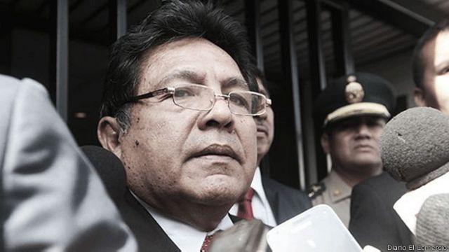 Destituyen al fiscal general de Perú por su papel en investigaciones anticorrupción