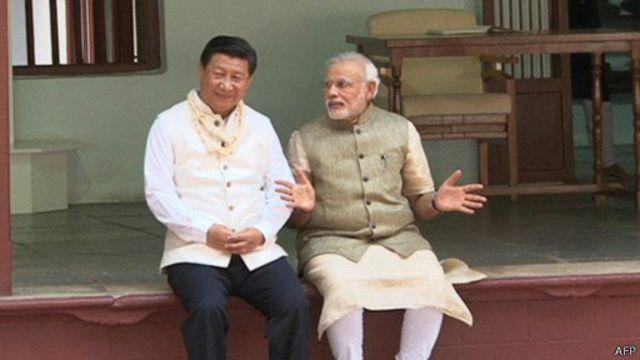 分析: 「中國旋風」下的印度總理莫迪之旅
