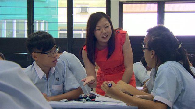 asia schools