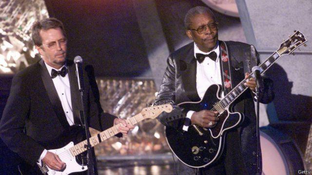 傳奇藍調歌手B·B·金逝世 享年89歲