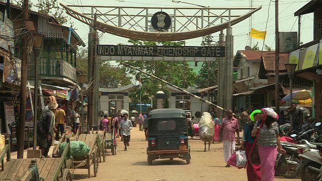 भारत, बर्मा, म्यांमार, आसियान, कारोबार, मोरे, मणिपुर