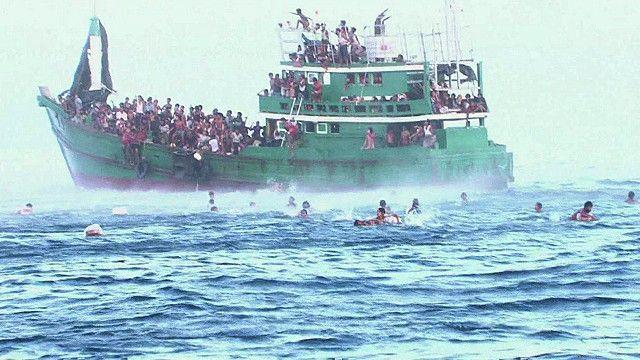 Беженцы из Бирмы
