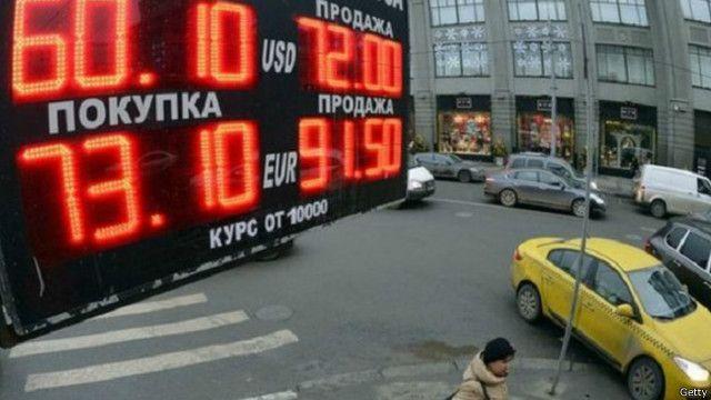 تراجع اقتصاد روسيا في الربع الأول مع تفاقم الأزمات