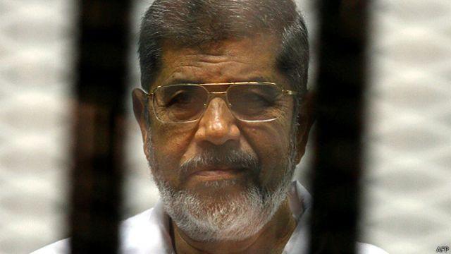 Egipto: ¿cómo acabó condenado a muerte Mohamed Morsi?