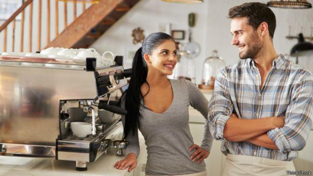 Cómo hacer negocios con tu pareja (sin que deje de serlo)
