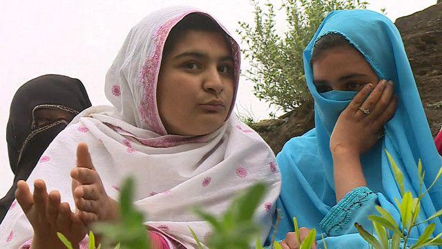 Pakistani teenager, Hadiqa Bashir
