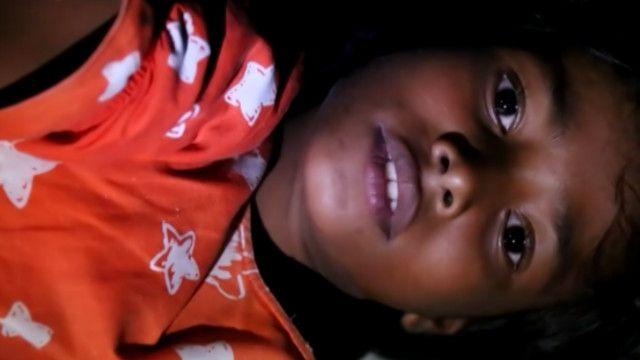 Ребенок-мигрант