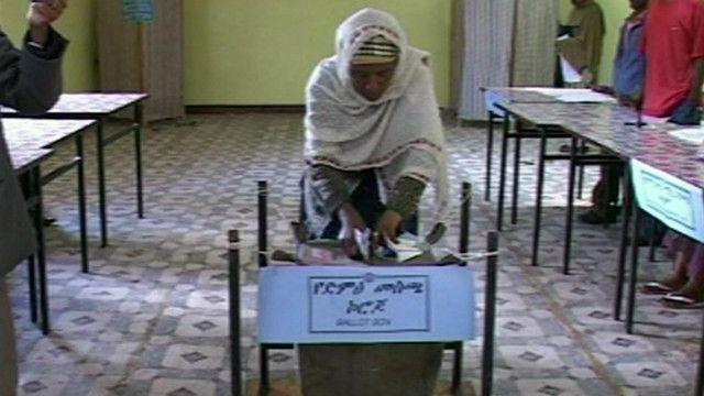 Raia wa Ethiopia wanapiga kura kumchagua waziri mkuu mpya