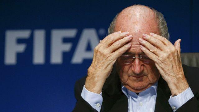 Ông Sepp Blatter