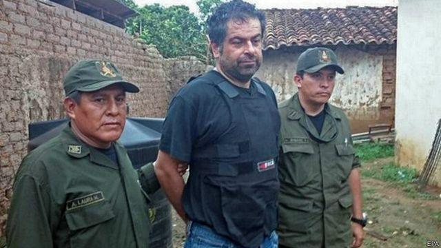 La implacable persecución y captura de Martín Belaunde Lossio, el hombre más buscado por Bolivia y Perú