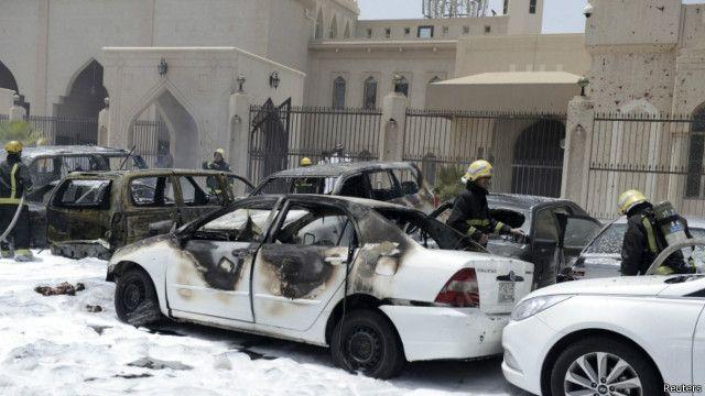ما دلالات الهجوم على مسجدين للشيعة في السعودية؟