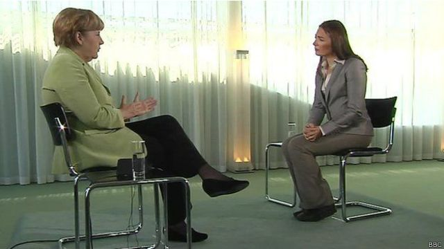 德國總理稱為英國修改歐盟條件「可談」