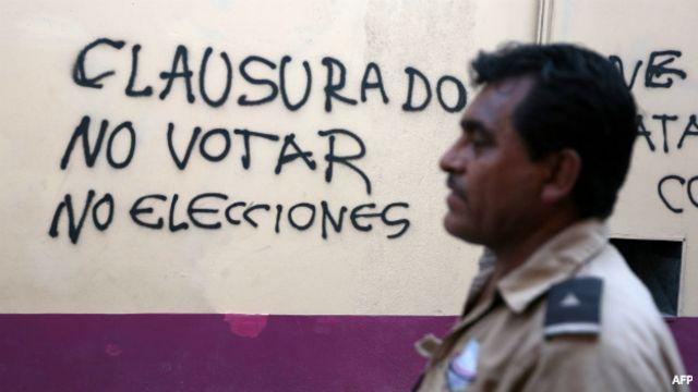 México vota: ¿dónde quedó el descontento social?