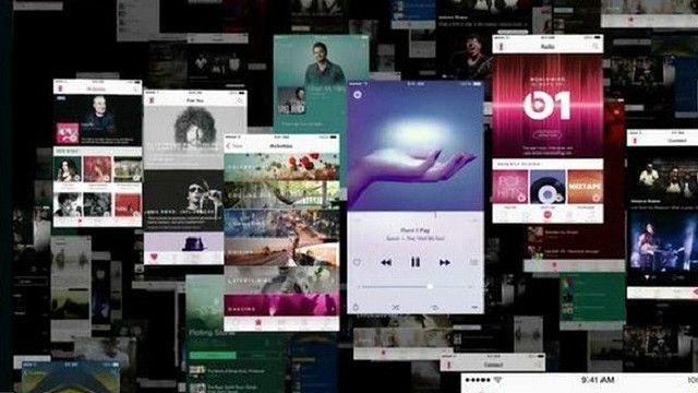 Kampuni ya Apple imebuni programu tumizi mpya inayojumuisha maktaba ya kupeperusha  muziki moja kwa moja kwenye internet.