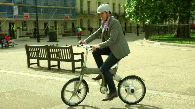 तकनीक, तकनीकी, क्लिक, बिना चेन की साइकिल