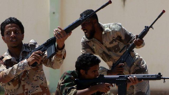 Analysis Libya