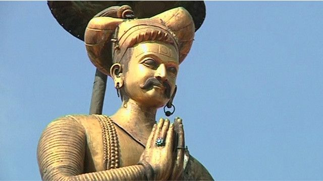 Patung di Nepal
