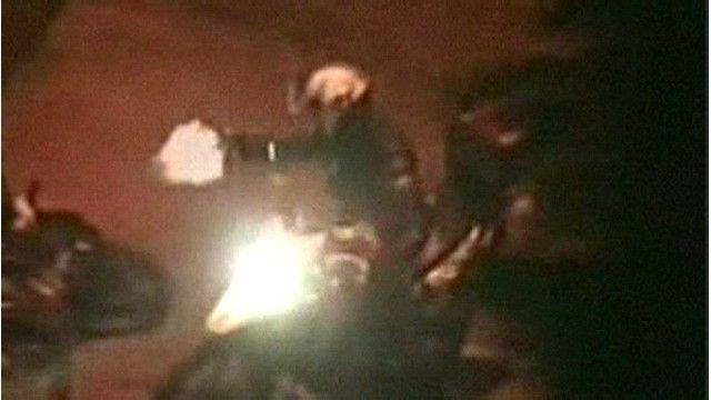 Polisi arekodiwa akiwadhulumu raia Brazil