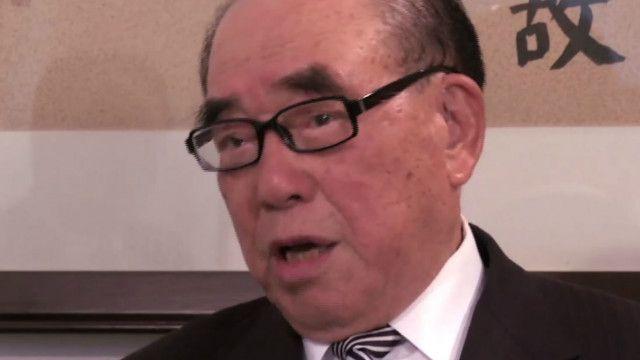 郝柏村接受BBC中文网专访