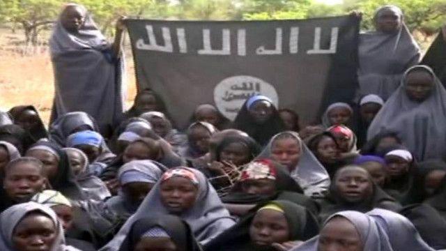 Wasichana wa Chibok washinikizwa kuua