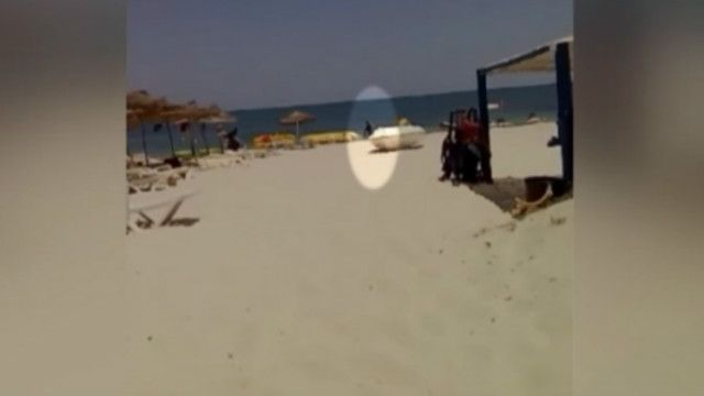 Туніс, напад на готель