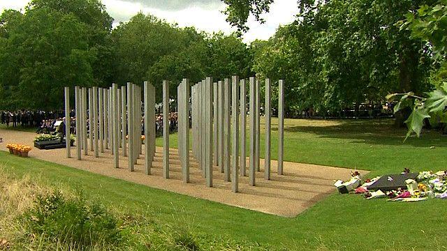 Мемориал в Гайд-парке