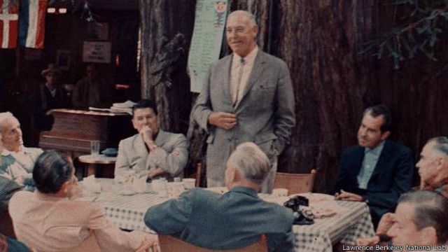 Bohemian Grove: el campamento secreto de los ricos y poderosos en California