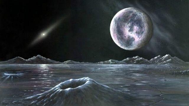 Изображение Плутона