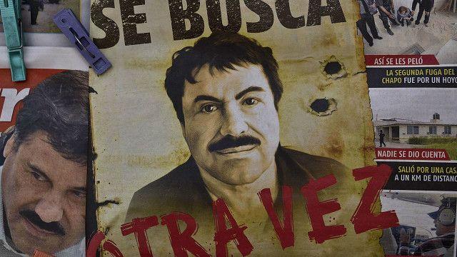 Mexico:Milioni 4 kutambua aliko 'shorty'