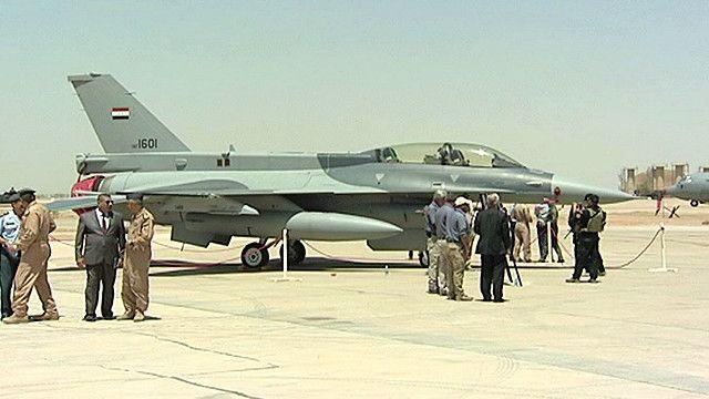 F16 ВВС Ирака