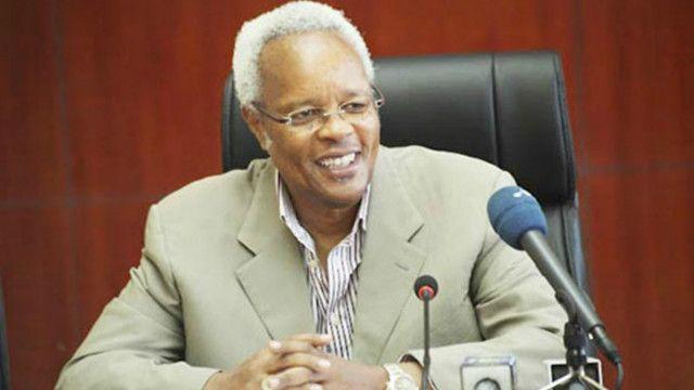 Aliyekuwa waziri mkuu wa Tanzania Edward Lowassa