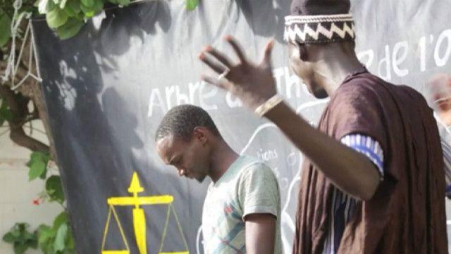 Спекталь в Сенегале