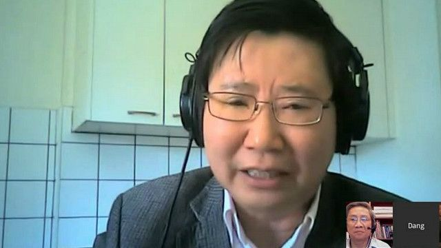 Ông Đặng Xương Hùng