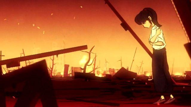 Animación sobre Hiroshima