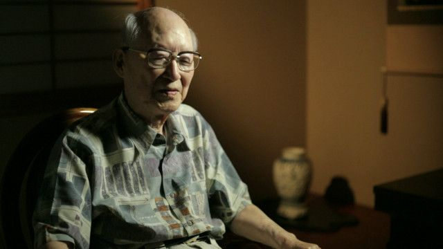 Shuntaro Hida, nhân chứng vụ Mỹ ném bom nguyên tử xuống thành phố Hiroshima, Nhật bản 6/8/1945
