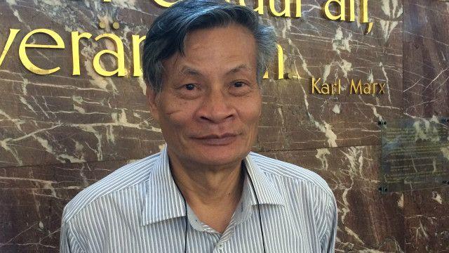TS. Nguyễn Quang A