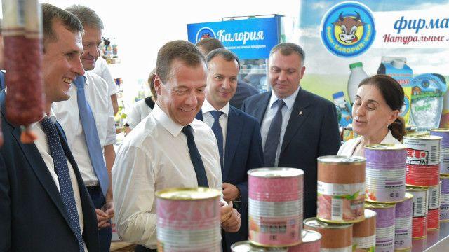 Import susbstitution, Medvedev