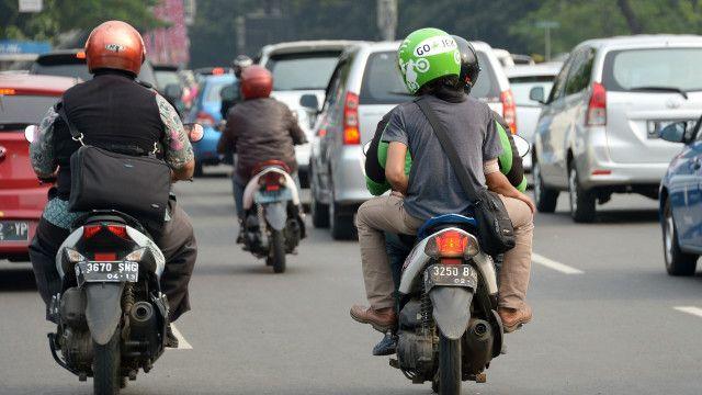 Lái xe Go-Jek, Indonesia