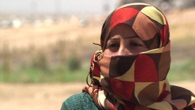 यज़ीदी महिला