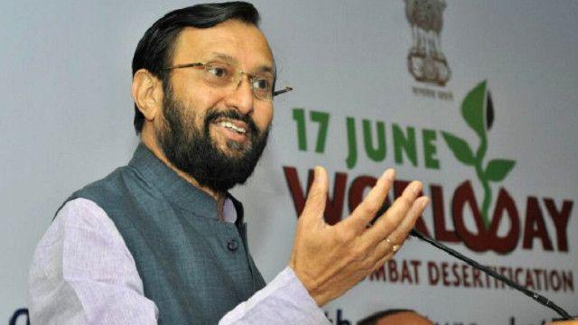 प्रकाश जावडेकर, सूचना और प्रसारण मंत्री, भारत