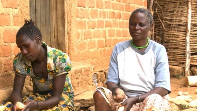 Женщины в Танзании