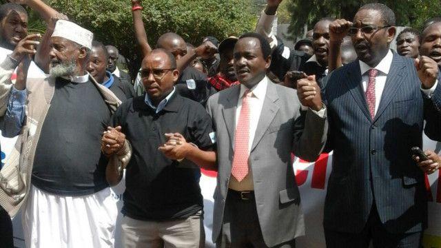 Mwanaharakati wa Kijamii nchini Kenya