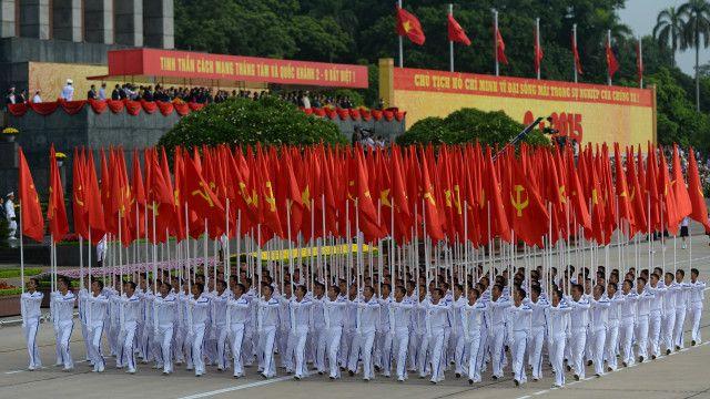 Diễu binh ngày 2/9 kỷ niệm 70 năm quốc khánh