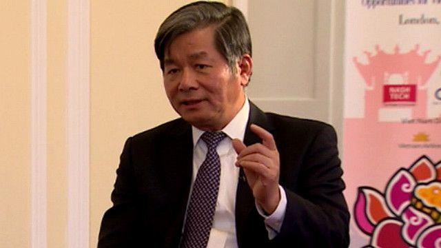 Bộ trưởng Kế hoạch và Đầu tư Bùi Quang Vinh