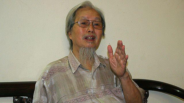 Nhà nghiên cứu Nguyễn Khắc Mai